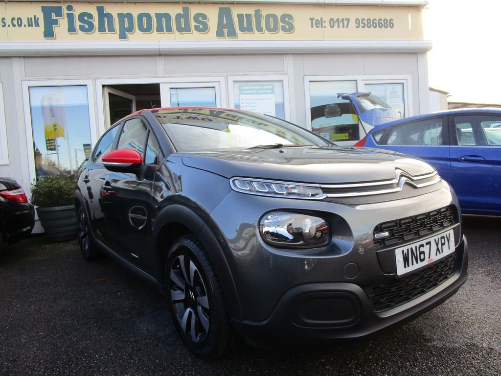 Citroen C3 Hatchback 1.2 PureTech Feel 5dr