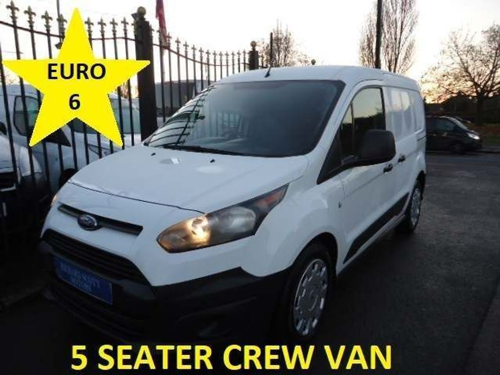 Ford Transit Connect Other 1.5 TDCi 220 DCiV L1 6dr (5 Seat)