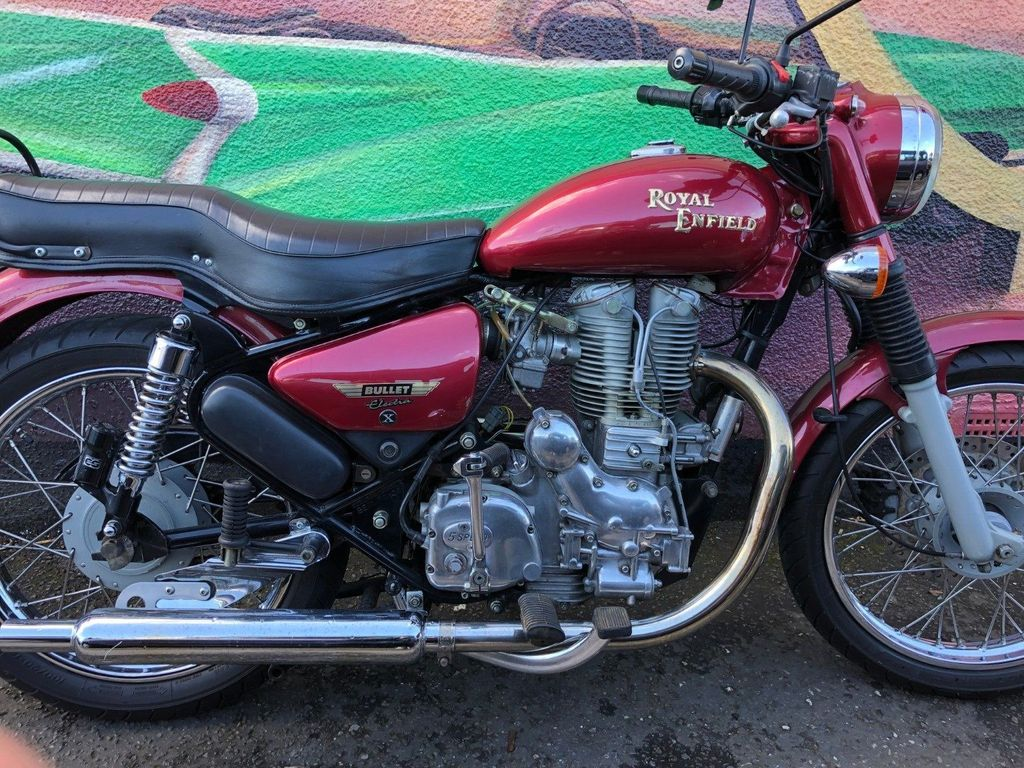 ROYAL ENFIELD BULLET Unlisted 500