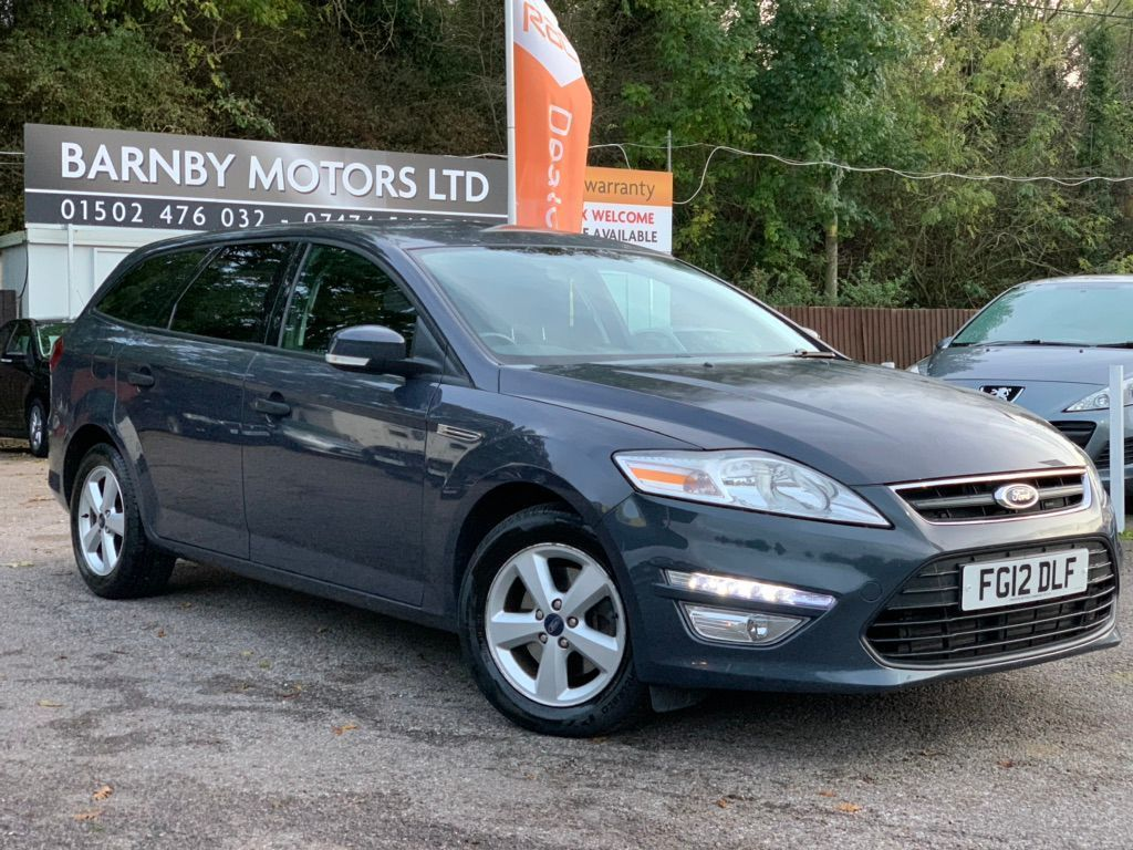 Ford Mondeo Estate 2.0 TDCi Edge Powershift 5dr
