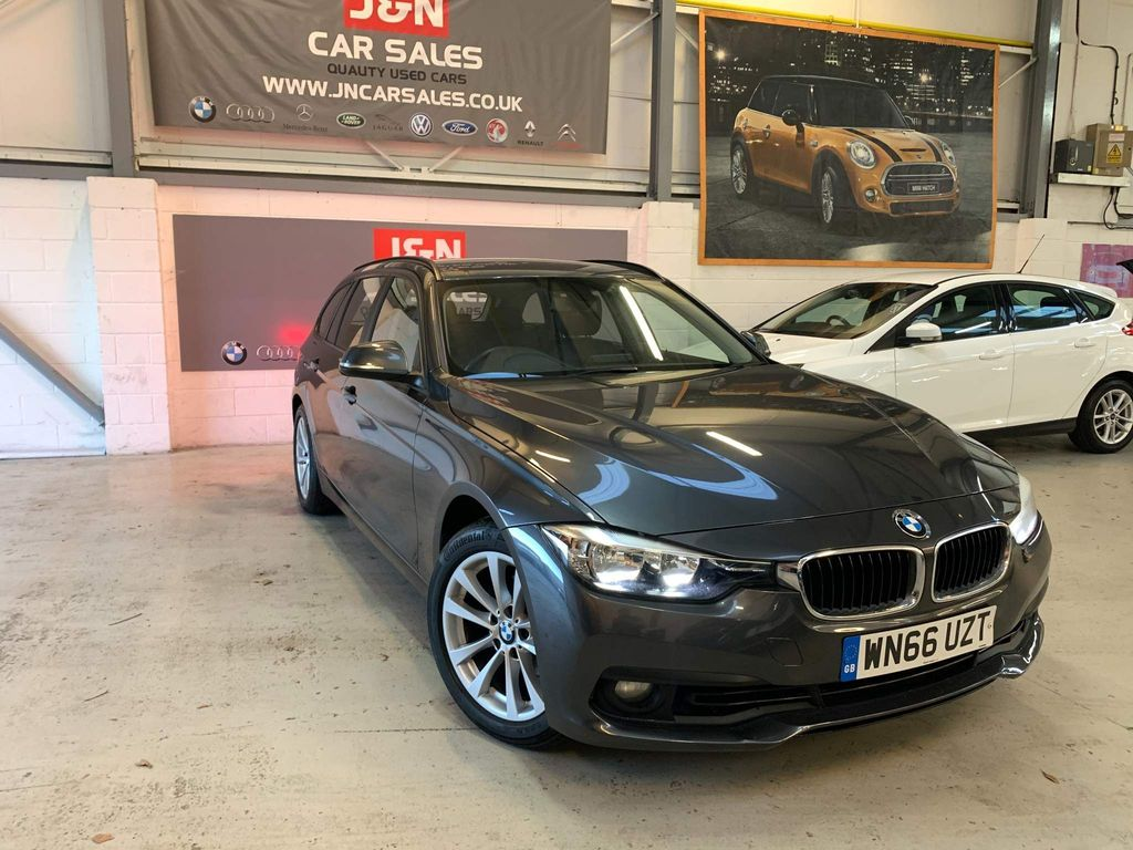 BMW 3 Series Estate 1.5 318i SE Touring Auto (s/s) 5dr