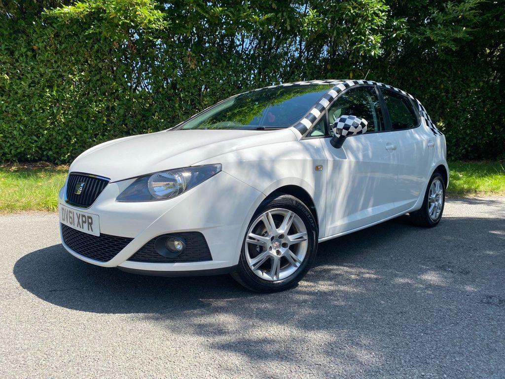 SEAT Ibiza Hatchback 1.2 12V S Copa 5dr