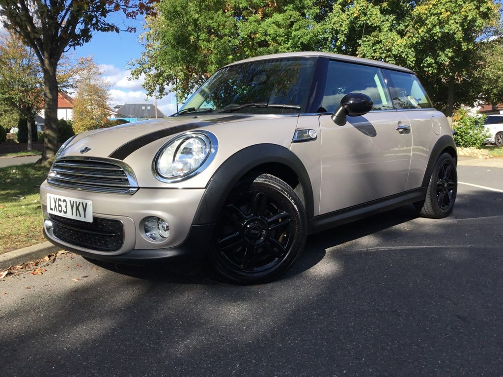 MINI Hatch Hatchback 1.6 One D Baker Street 3dr