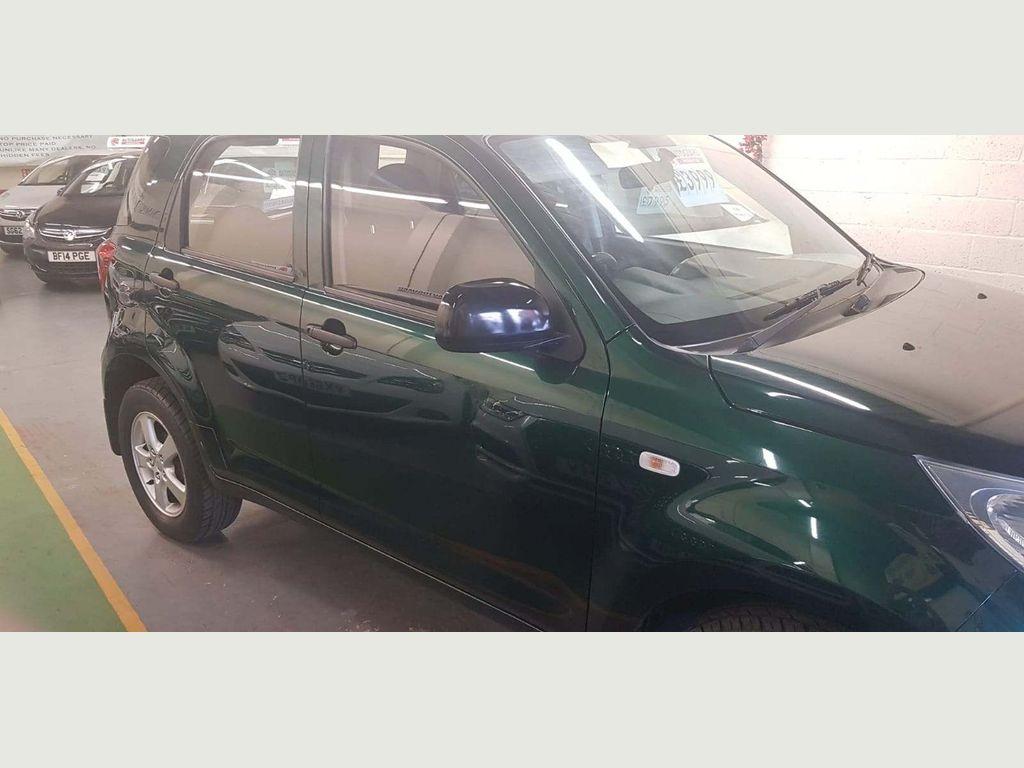 Daihatsu Terios SUV 1.5 Kiri 5dr