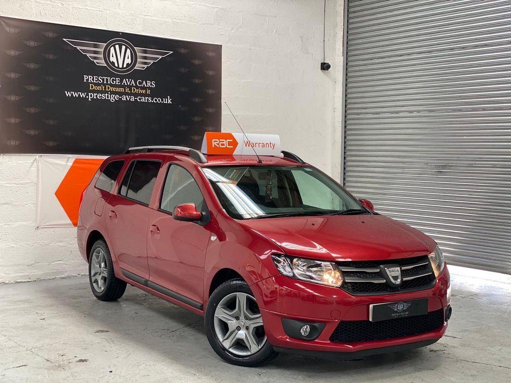 Dacia Logan MCV Estate 1.5 dCi Laureate 5dr