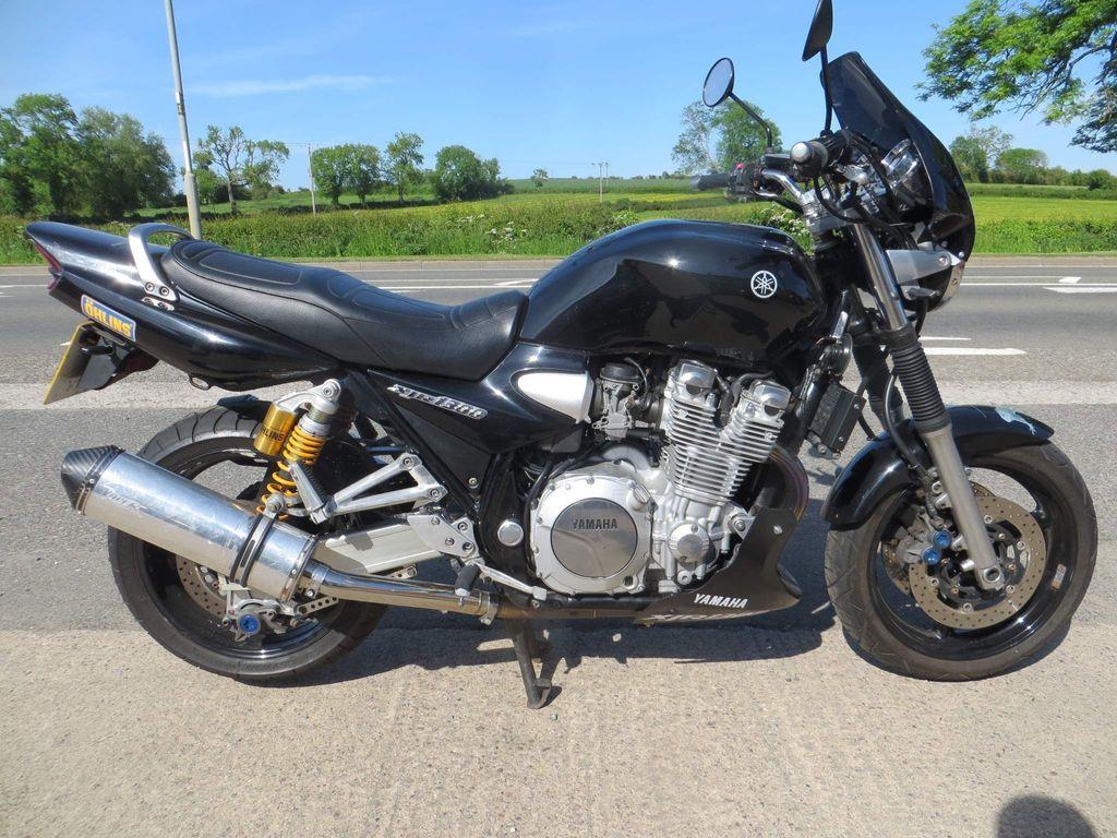 Yamaha XJR1300 Naked 1300 XJR1300