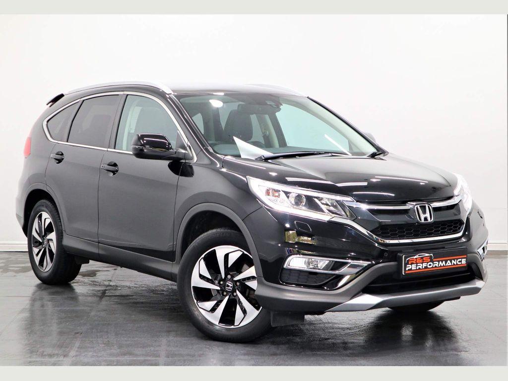Honda CR-V SUV 1.6 i-DTEC EX Auto 4WD 5dr