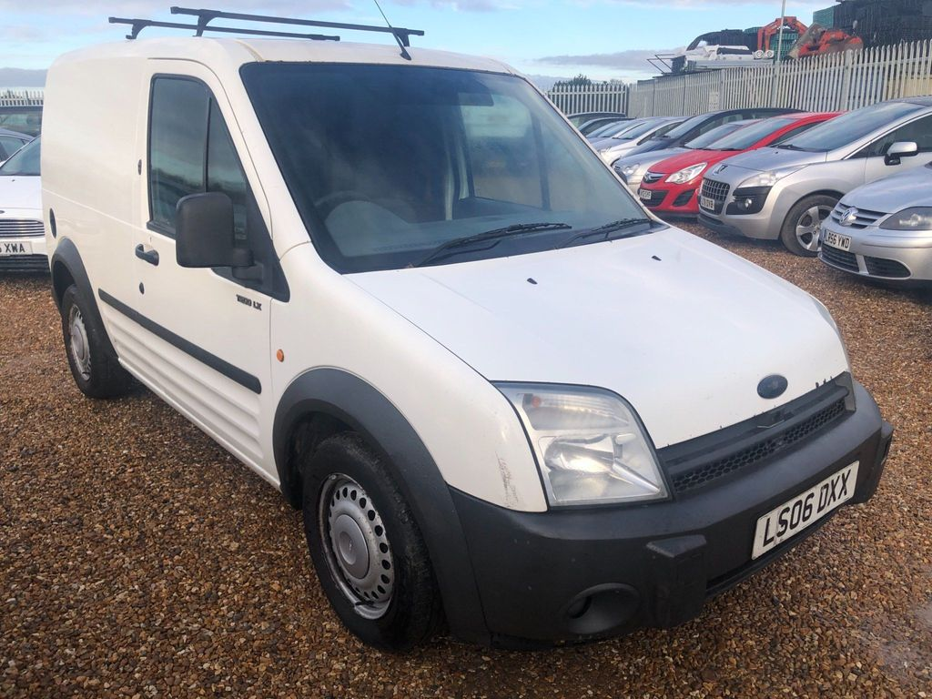 Ford Transit Connect Panel Van 1.8 TDdi T200 Low Roof LX 4dr