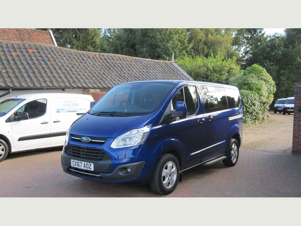 FORD TOURNEO CUSTOM Unlisted {Edition unlisted}