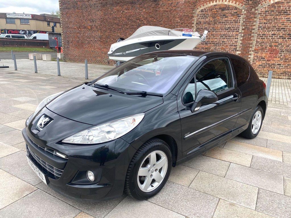Peugeot 207 Hatchback 1.4 HDi Sportium 3dr