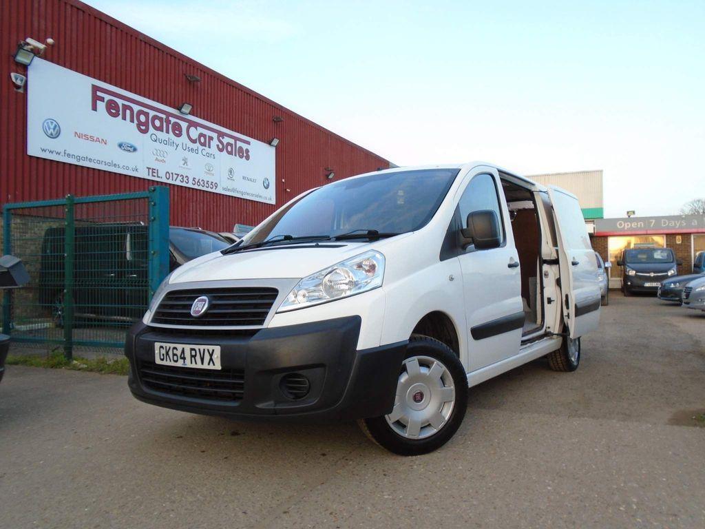 Fiat Scudo Panel Van 1.6 JTD Multijet L2H1 12Q Comfort Panel Van LWB 5dr (EU5)