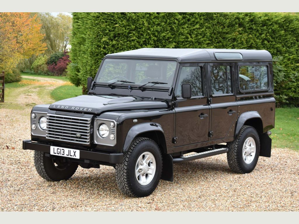 Land Rover Defender 110 SUV 2.2 D DPF XS Station Wagon 5dr