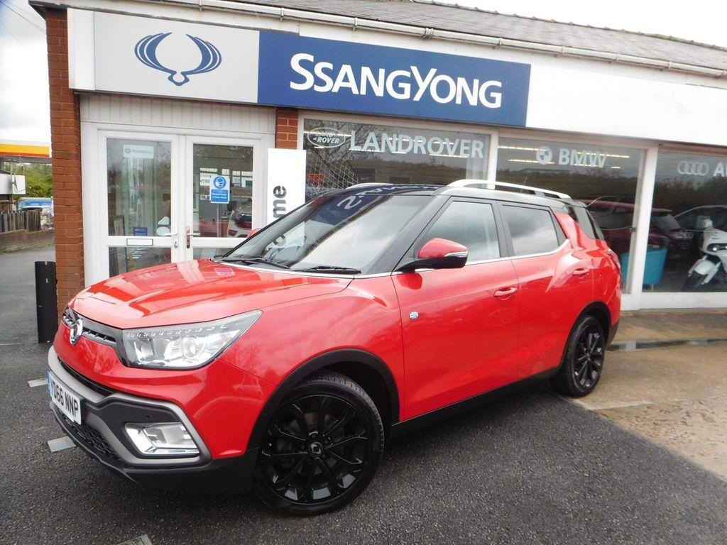 SsangYong Tivoli XLV SUV 1.6 e-XDi ELX 4WD (s/s) 5dr