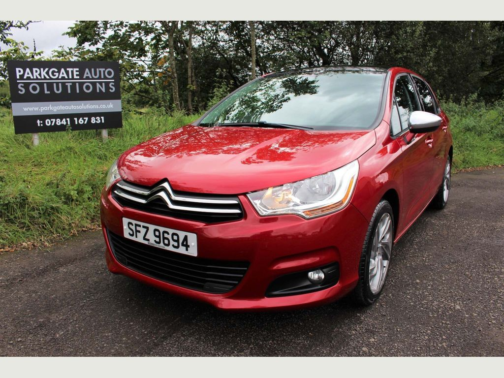 Citroen C4 Hatchback 1.6 e-HDi Airdream Selection 5dr