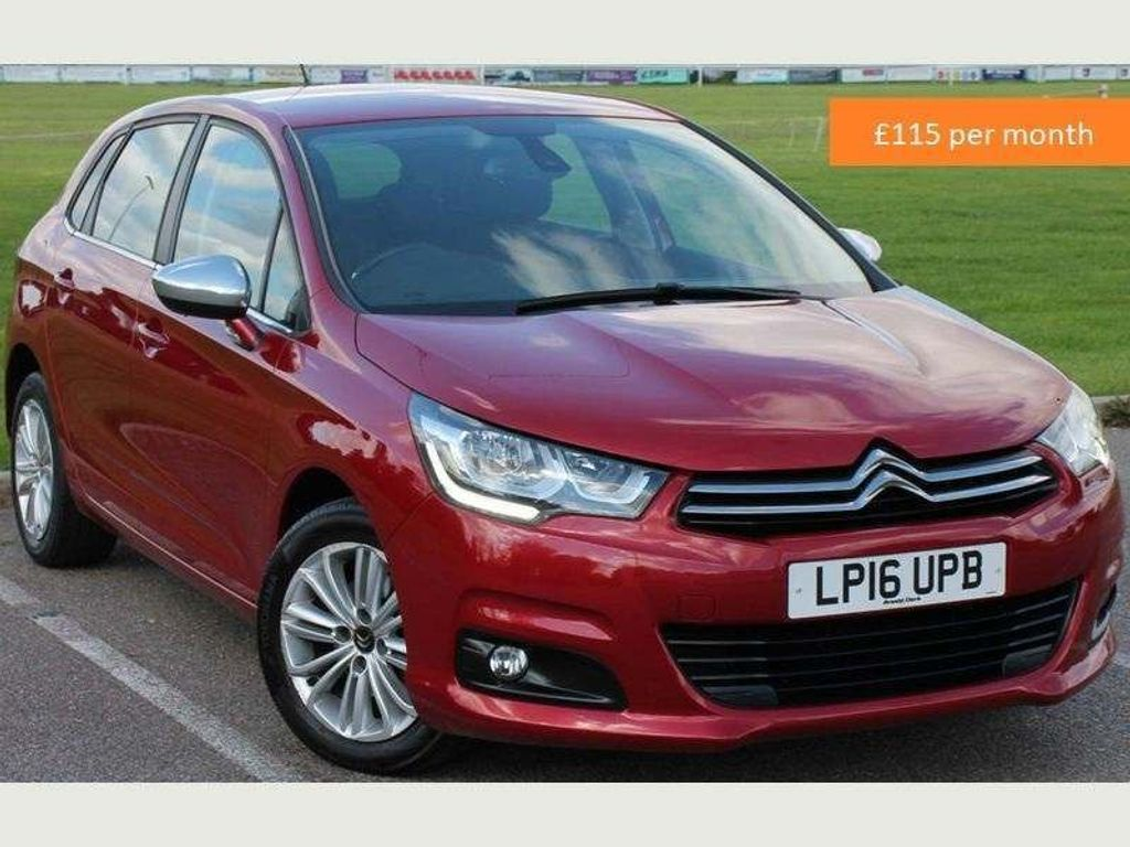Citroen C4 Hatchback 1.2 PureTech Flair (s/s) 5dr