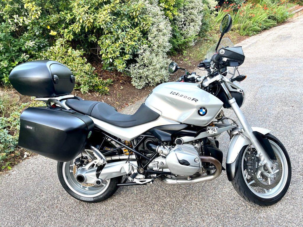 BMW R1200R Naked Naked