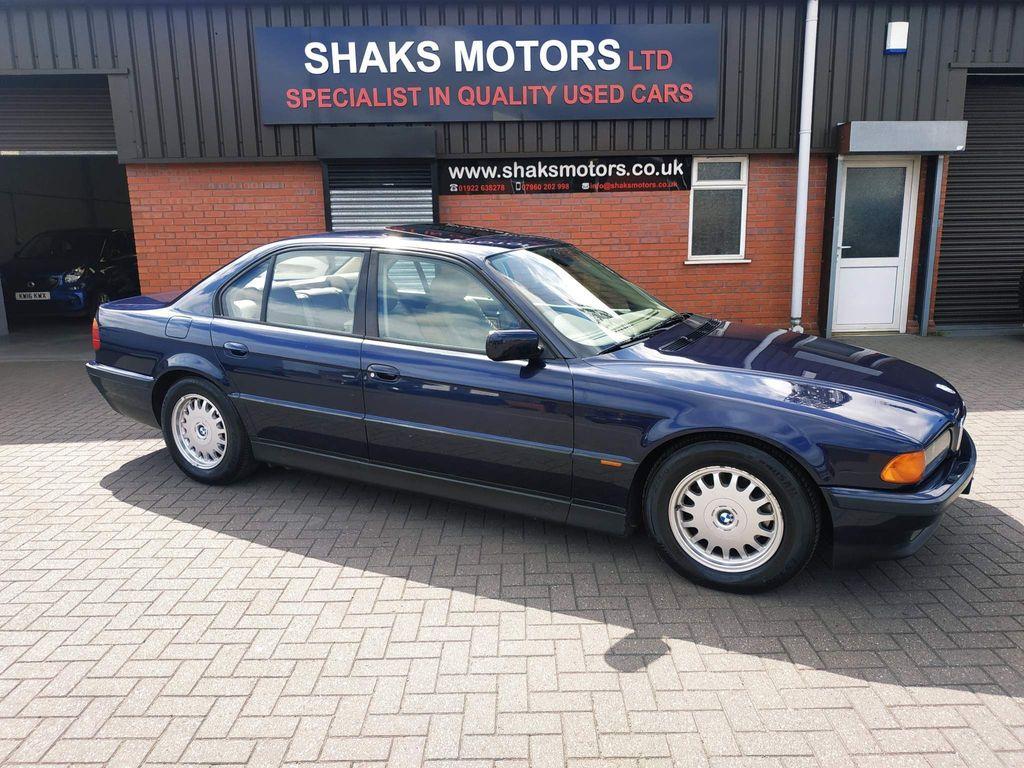 BMW 7 Series Saloon 2.8 728i 4dr