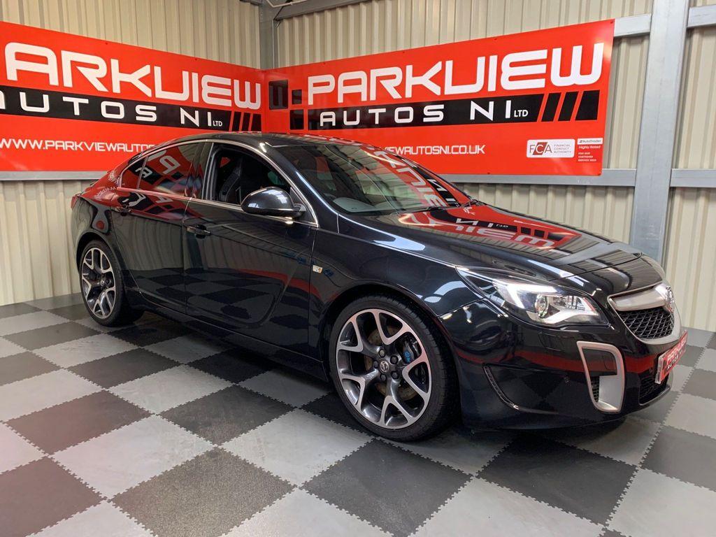 Vauxhall Insignia Hatchback 2.8 VXR SuperSport Nav 4x4 5dr