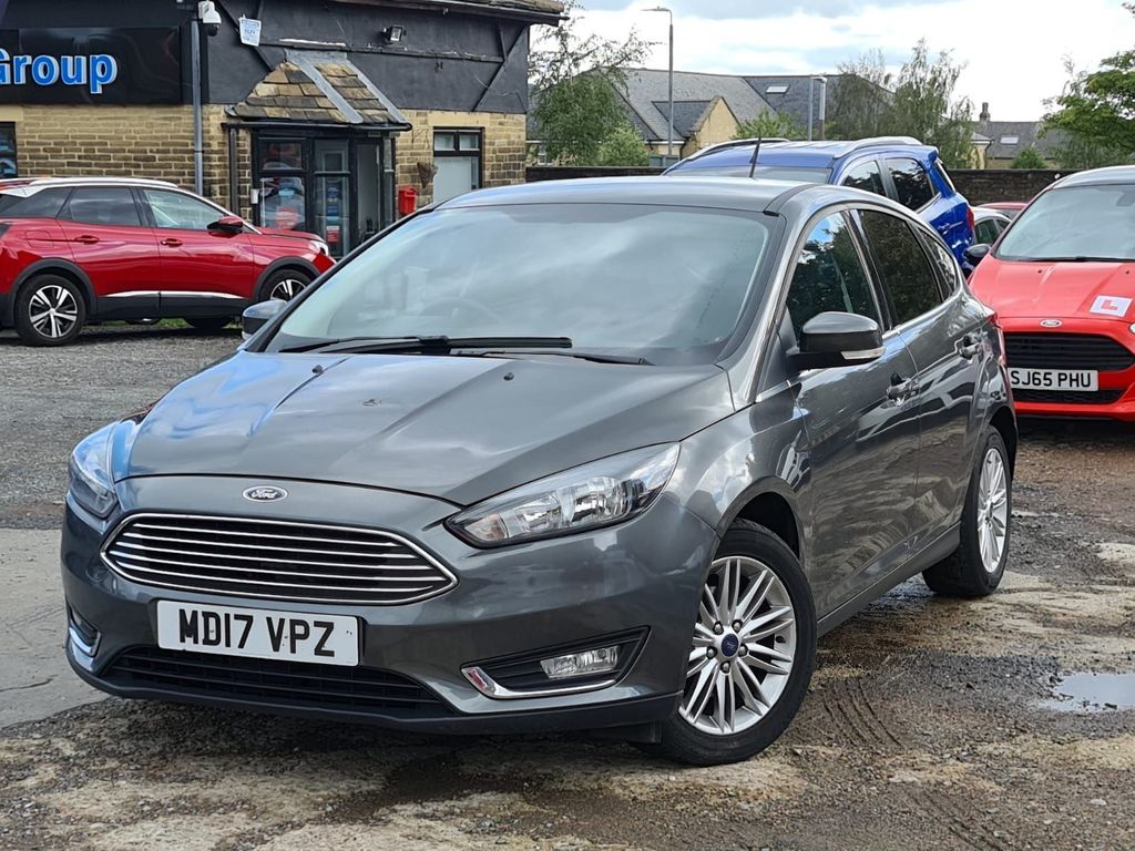 Used Ford Focus Hatchback 1 0t Ecoboost Zetec Edition S S 5dr In Halifax West Yorkshire Pellon Motor Group