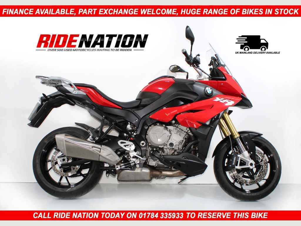 BMW S1000XR Adventure 1000 XR ABS Adventure