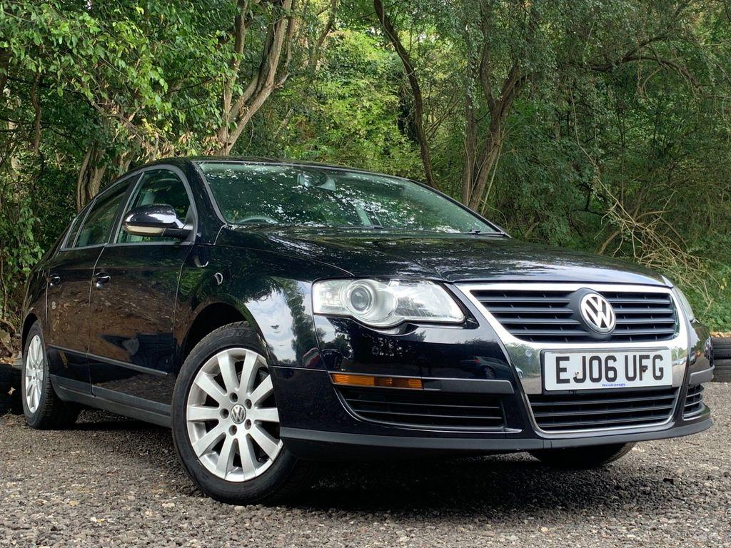Volkswagen Passat Saloon 1.9 TDI S 4dr