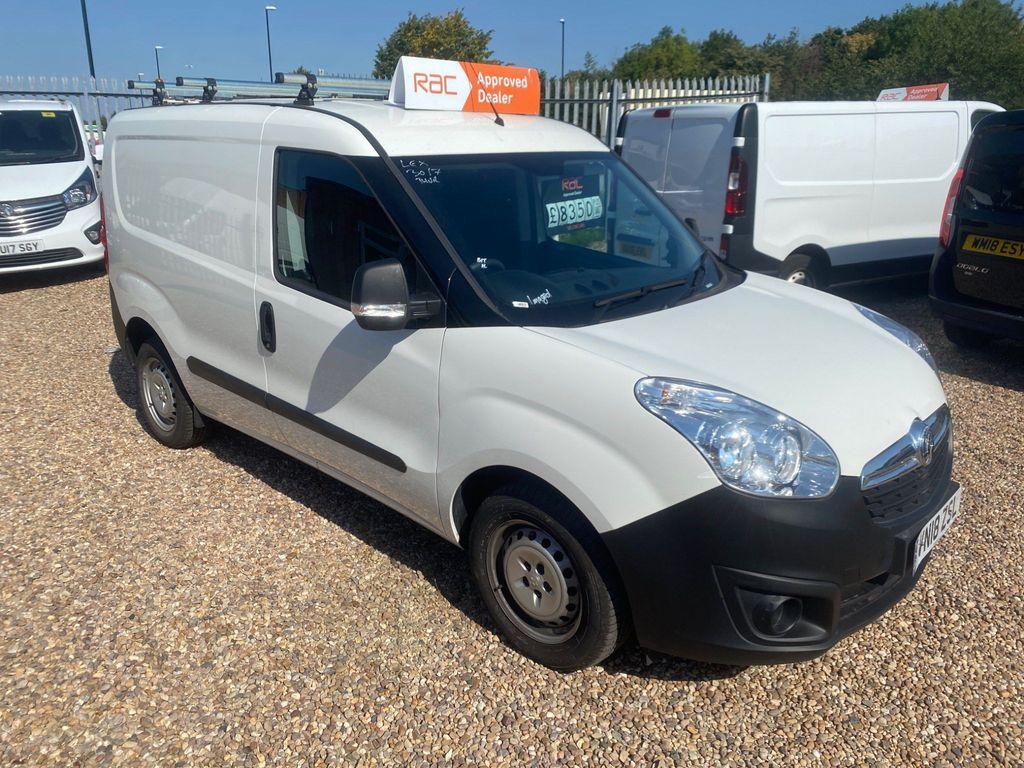 Vauxhall Combo Panel Van 1.3 CDTi 2000 ecoFLEX (s/s) 3dr
