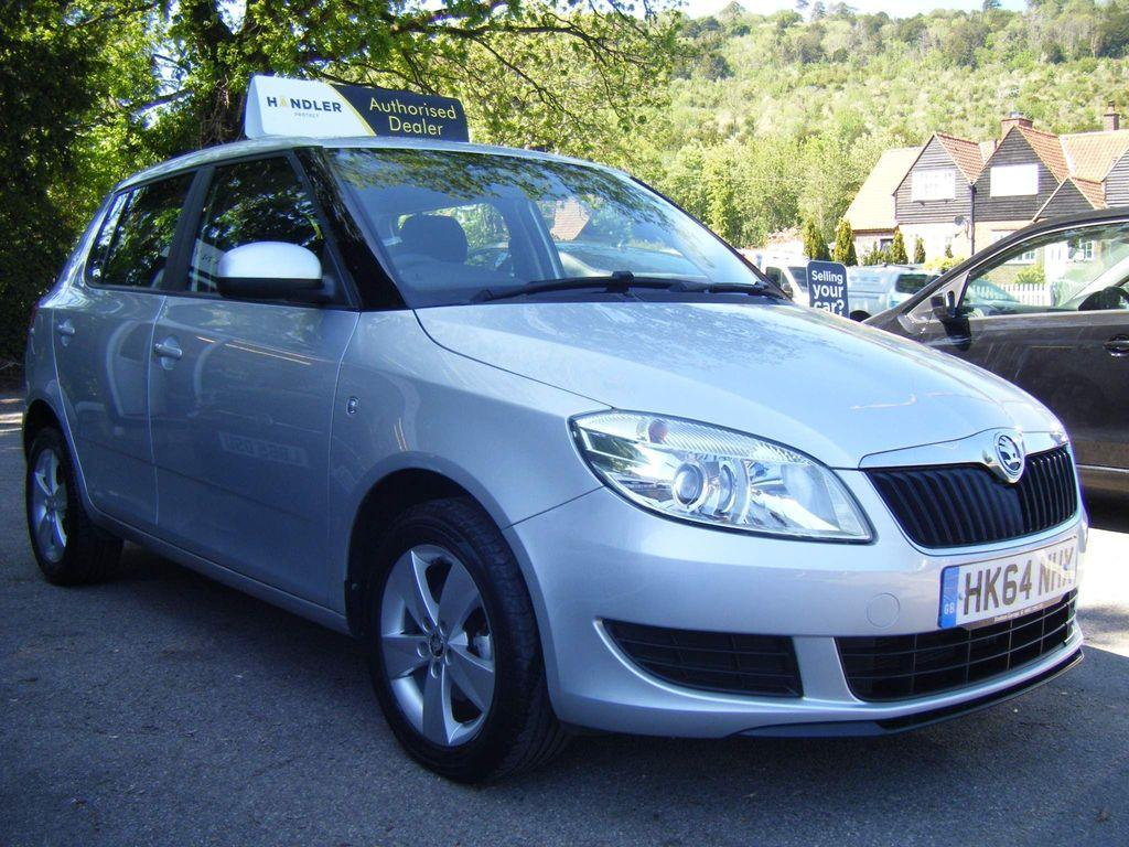 SKODA Fabia Hatchback 1.2 SE 5dr