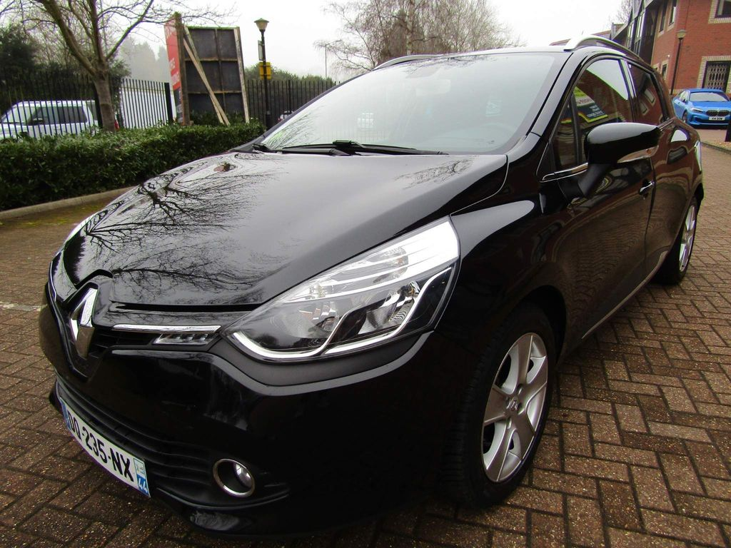 Renault Clio Unlisted 1.5 DCi DYNAMIQUE DIESEL 5 DR MANUAL