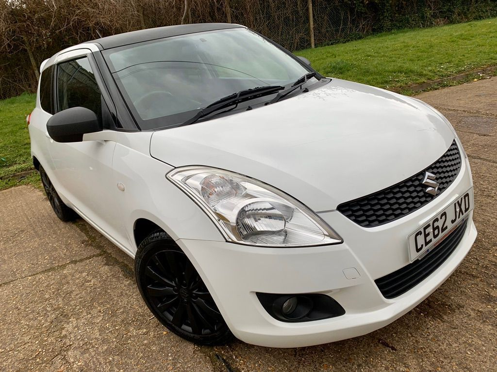 Suzuki Swift Hatchback 1.2 Attitude 3dr