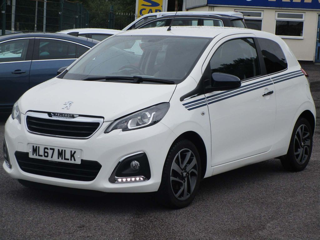 Peugeot 108 Hatchback 1.0 Collection 3dr