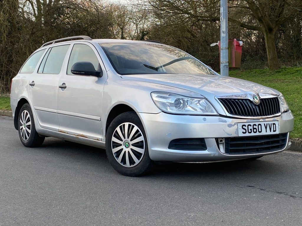 SKODA Octavia Estate 1.9 TDI PD S 5dr
