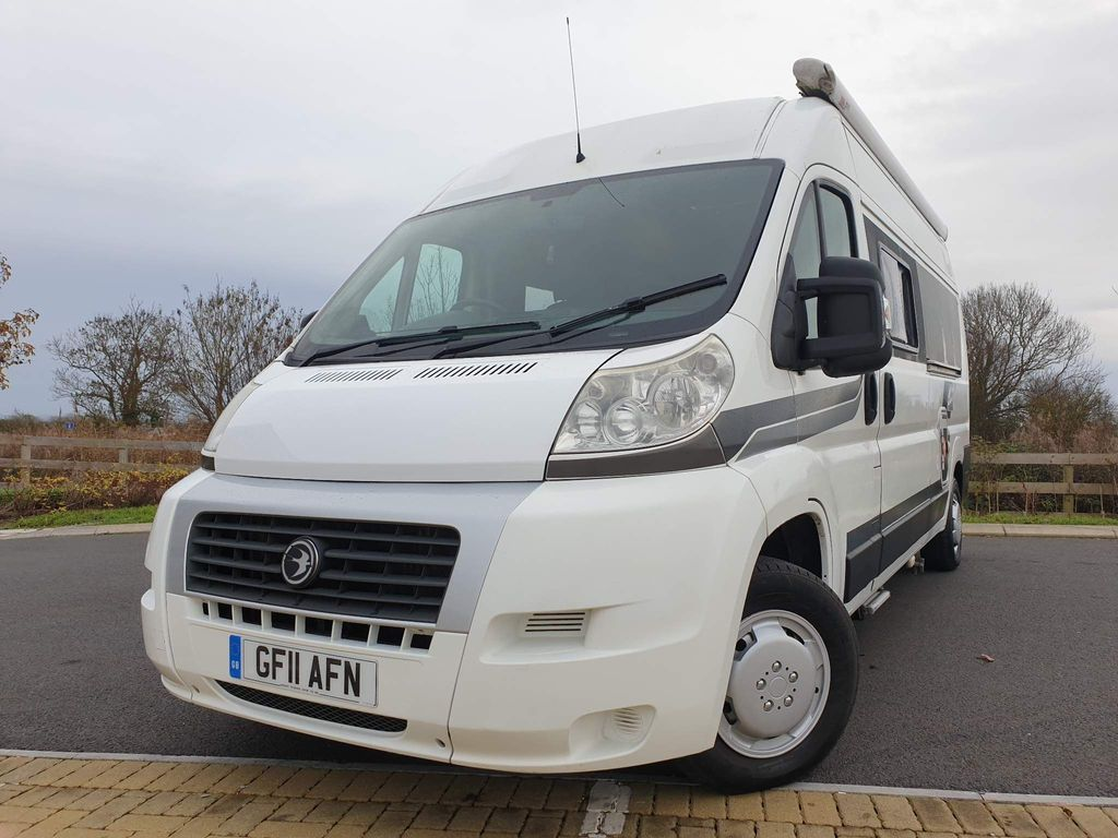 Swift Mondial High Top Fiat ducato 2.3 m jet