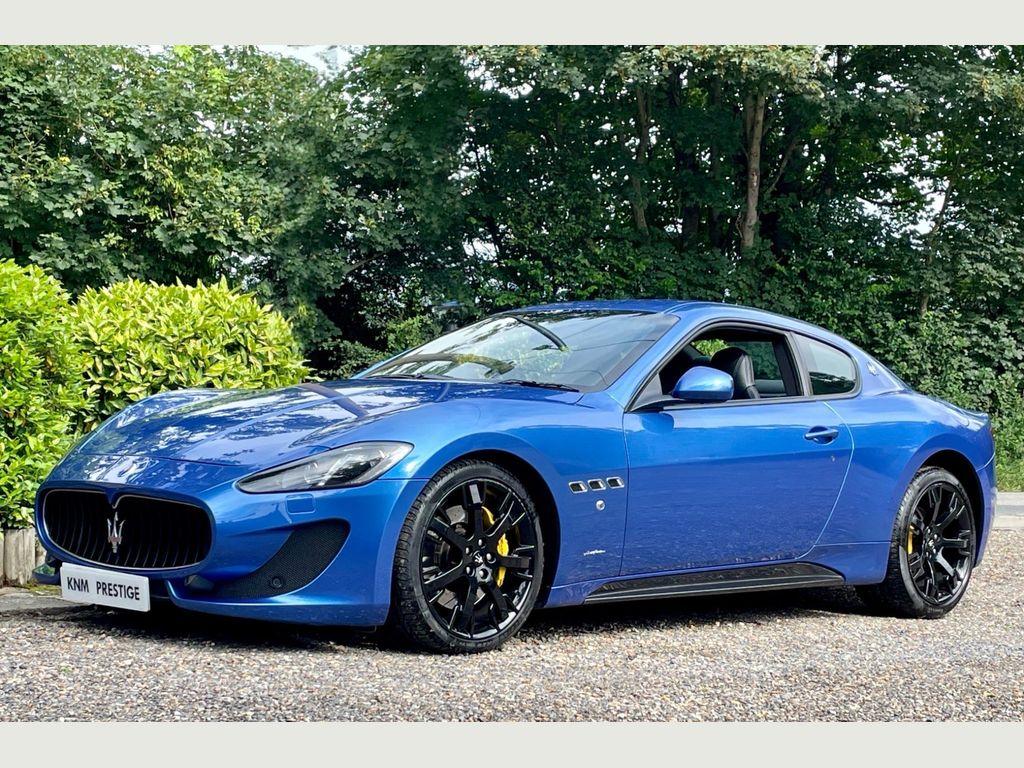 Maserati Granturismo Coupe 4.7 V8 Sport MC Shift 2dr