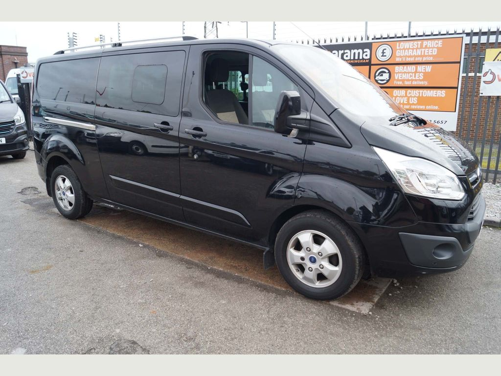 Ford Transit Custom Unlisted 2.2TDCi LIMITED COMBI-VAN L2 (NAV)