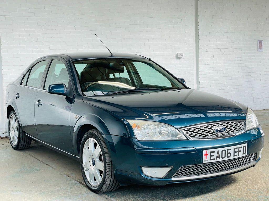 Ford Mondeo Hatchback 2.0 TDCi SIV Ghia X 5dr