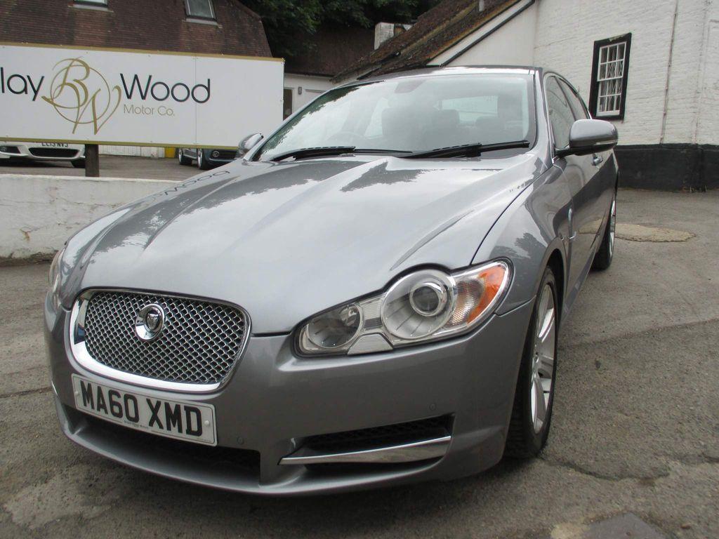 Jaguar XF Saloon 3.0d V6 Luxury 4dr
