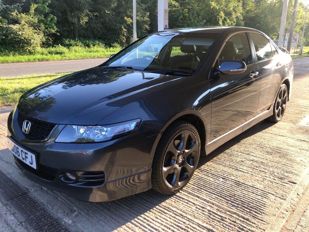 Honda Accord Saloon 2.0 i-VTEC Type S 4dr