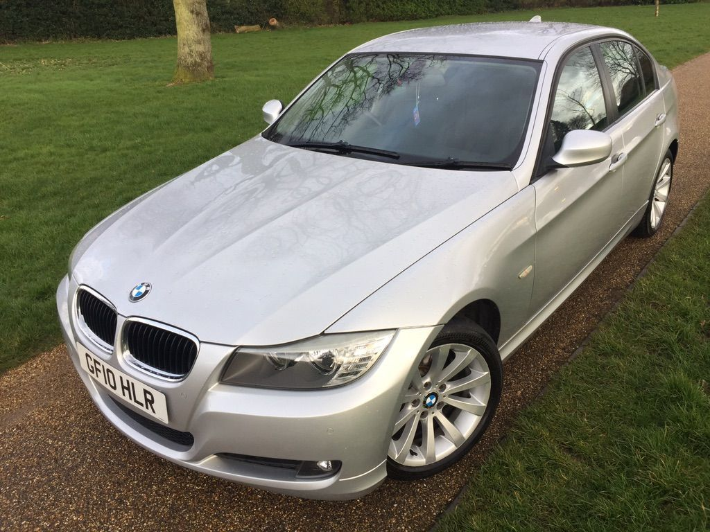 BMW 3 Series Saloon 2.0 318d SE Business Edition 4dr