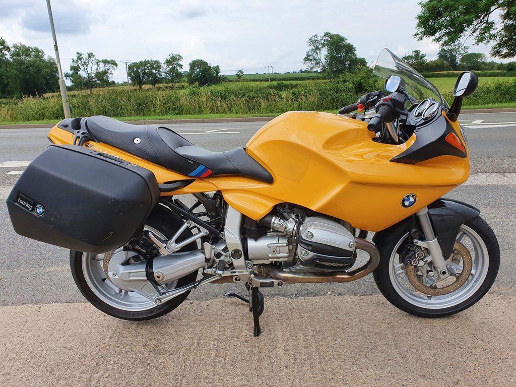 BMW R1100 Sports Tourer 1100 S