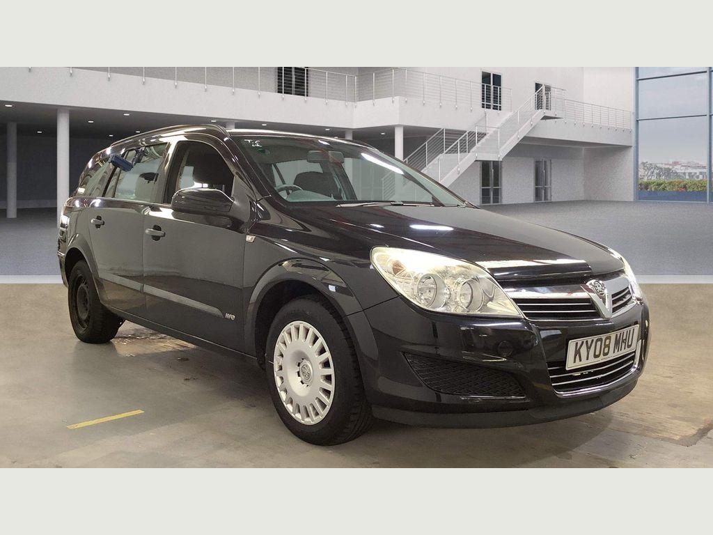 Vauxhall Astra Estate 1.6 i 16v Life 5dr