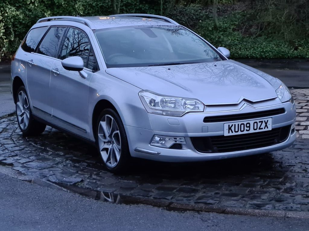 Citroen C5 Estate 2.2 HDi Exclusive 5dr