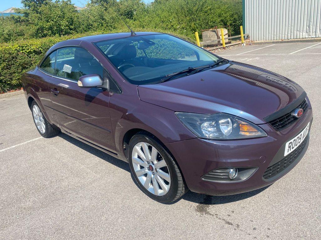 Ford Focus CC Convertible 2.0 TDCi CC-3 2dr