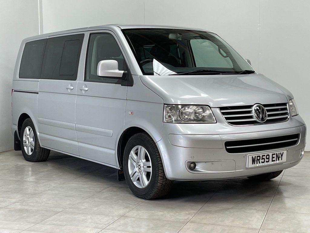 Volkswagen Caravelle MPV 2.5 TDI Executive 5dr