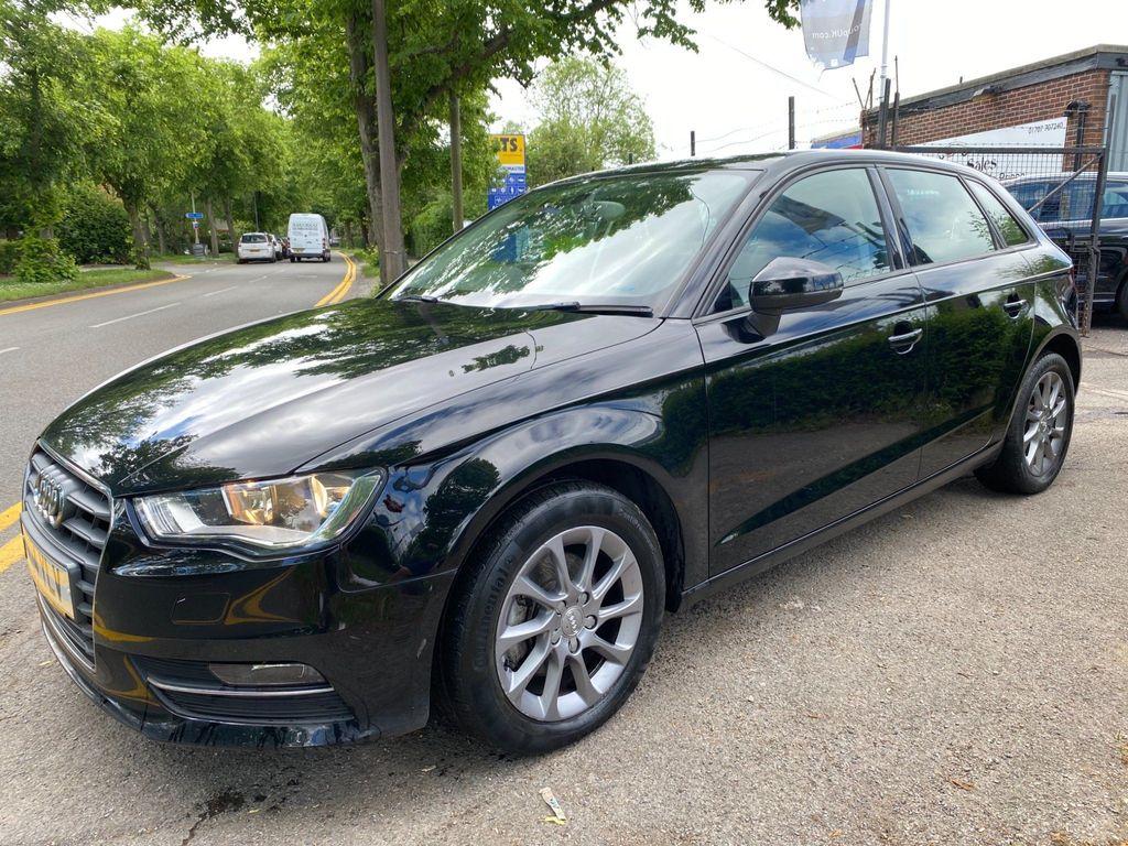 Audi A3 Hatchback 1.2 TFSI SE Sportback 5dr