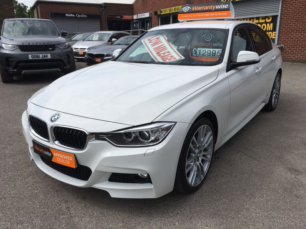BMW 3 Series Saloon 2.0 320i M Sport xDrive 4dr
