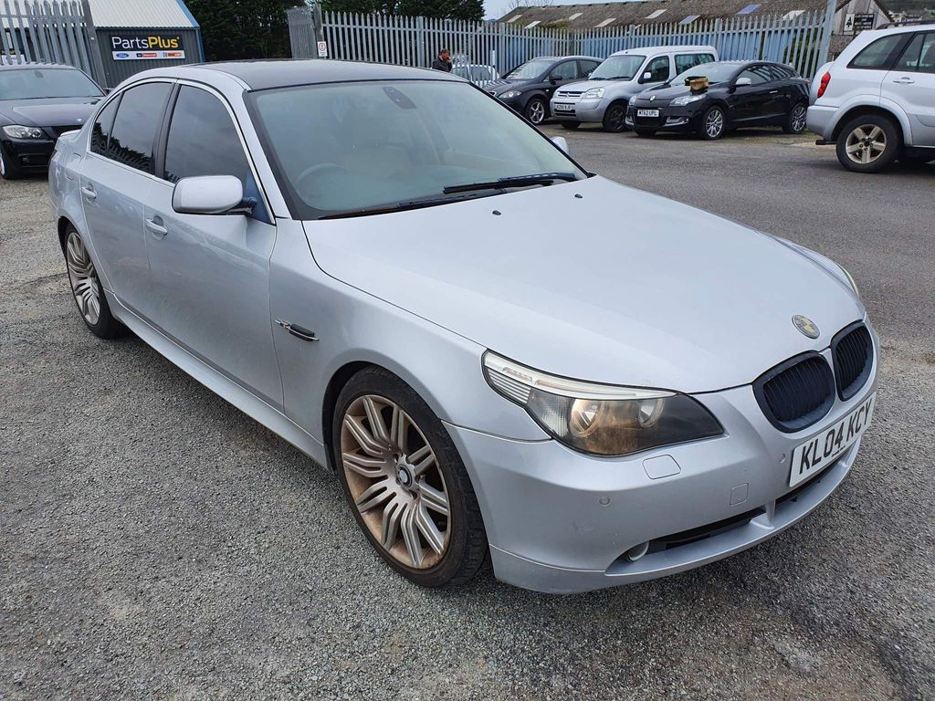 BMW 5 Series Saloon 2.5 525d SE 4dr