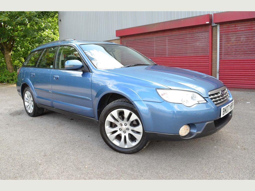 Subaru Outback Estate 3.0 Rn 5dr