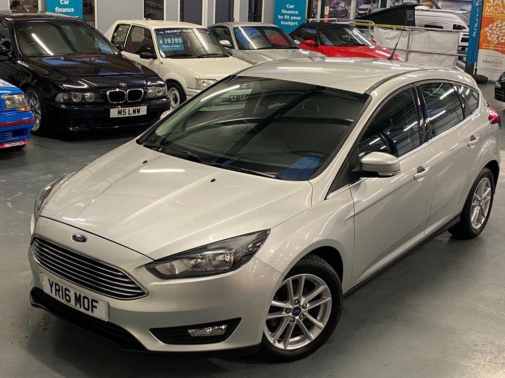 Ford Focus Hatchback 1.5 TDCi Zetec (s/s) 5dr