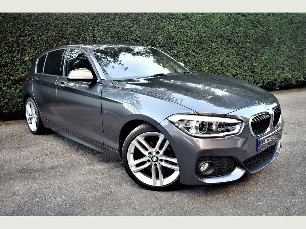 BMW 1 Series Hatchback 2.0 118d M Sport (s/s) 5dr