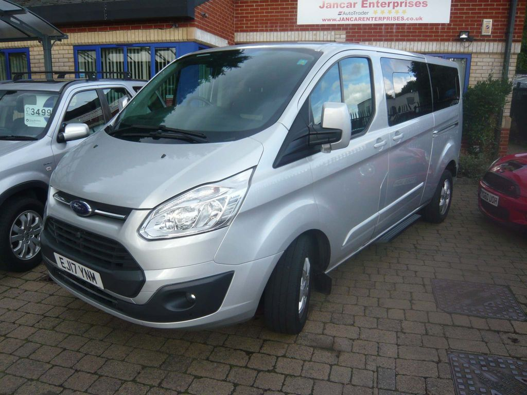 Ford Tourneo Custom Other 2.0 TDCi 310 Titanium Bus Auto L2 5dr (8 Seats)